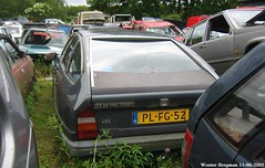 Citroën CX 25 TRD Turbo 1986 (XBXG) Tags: plfg52 citroën cx 25 trd turbo 1986 citroëncx diesel oldehorne oudehorne fryslân friesland j van der dam autosloperij autosloop sloperij scrapyard scrap yard junkyard casse sloop rust rusty roest roestig rouille rouillé corrosion nederland holland netherlands paysbas vintage old french classic car auto automobile voiture ancienne française france frankrijk vehicle outdoor