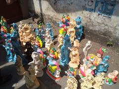 DSC01901 (bhagwathi hariharan) Tags: ganpati ganpathi lordganesha god nallasopara nalasopara pooja idols