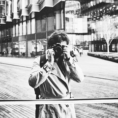 XX (Theo Brainin) Tags: city bw white black reflection london monochrome thames river nikon southbank reflect nikkor d600