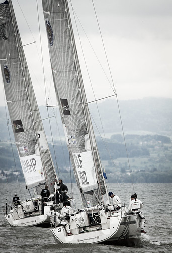 Qualifying Round 2 - Match Race Germany