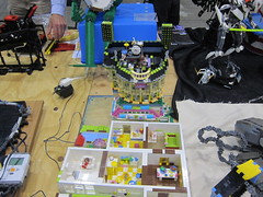 Makers Faire 2013 (74) (origamiguy1971) Tags: lego faire makers baylug 2013 bayltc esseltine