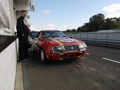 Lancia (f1jherbert) Tags: nokia track day 800 goodwood lancia lumia