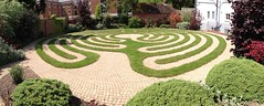 Romsey Rapids and The Labyrinth (Dixi World) Tags: uk rapids southampton labyrinth the dixi romsey dixiworld