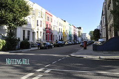 Notting Hill (juliadevine) Tags: travel london nottinghill