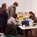 Art Ecologies Team at Work