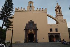 La iglesia de san bernabe (davidpuma) Tags: church mexico df iglesia junio templo xochimilco nikond3200 2013 photonikon