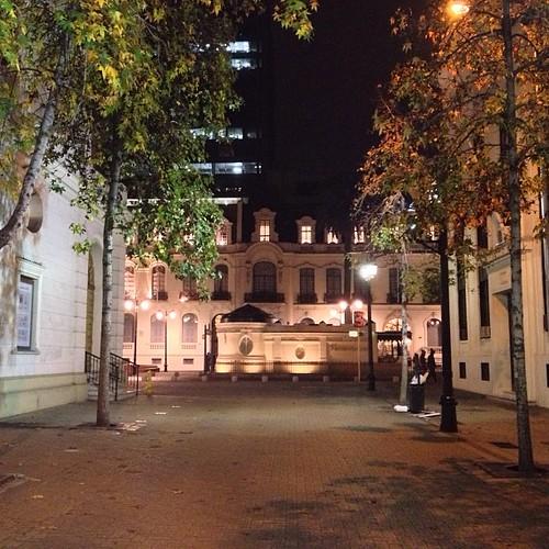#santiago #santiagoadicto #chile #teatromunicipal