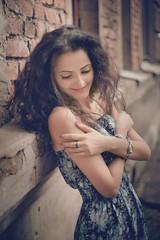 Marina_3 (Artem_Prikhodko) Tags: portrait woman female 50mm nikon bokeh availablelight naturallight f2 fullframe fx manualfocus helios wideopen 50mmf2 russianlens russianoptics d700 manualfocusing helios81