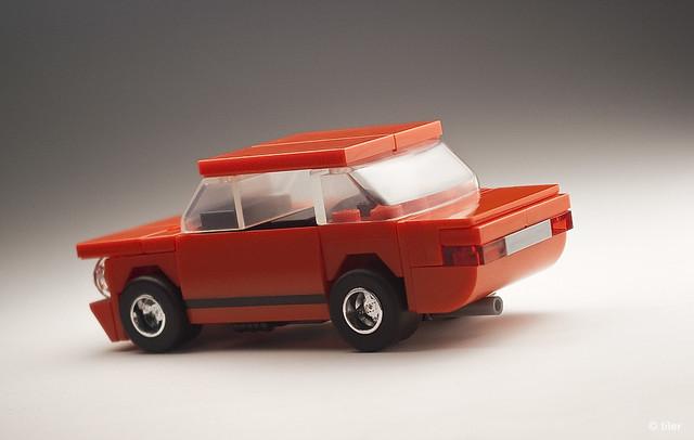car lego mini bmw vehicle bmw2002 bmw2002turbo tinyturbos 4wide legobmw2002turbo