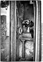 Pre Lachaise (Nicolas P. Tschopp) Tags: paris cemetery grave graveyard stone dead memorial shrine catholic cross tomb tombstone cyprus graves christian spooky mausoleum gravestone restingplace vault crypt cy tombs necropolis burialground mortal prelachaise commemoration burialplace vitraux sepulchre nicosia eternalrest 20thdistrict kaimakli