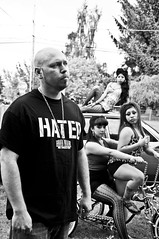 Hood Made Music (Madeline Alvizo Photography/Barrio Culture/Chola P) Tags: music musicians oregon made mexican hood rapper lowrider pinup chola ranfla