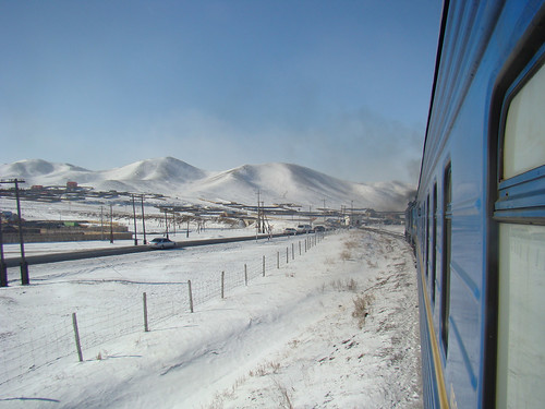Golden Eagle Luxury Train - Northern Lights Journeys