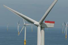 Greater Gabbard wind farm (DECCgovuk) Tags: wind offshore greatyarmouth greatergabbard greatergabbardwindfarm