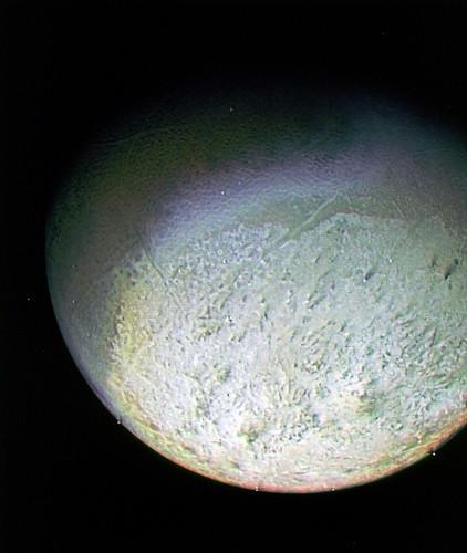 Detail of Triton