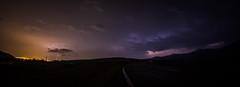Colors (adrian.crapciu) Tags: road sky storm colors fisheye thunder sibiu paltinis