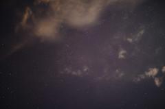 Oigo constelaciones: Existes (thisisforlovers) Tags: sky night clouds stars photography noche f14 sigma august agosto cielo nubes estrellas constelación planet planets galaxies universe constellation starrynight bigbang milkyway fotografía planeta universo planetas 30mm galaxias víaláctea sigma30mm constelaciones nocheestrellada andreadorantes