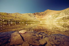 Cara Sur (laororo) Tags: lake france pyrenees carlit highmountains