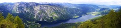 Triglav Slovenian Alps panorama (Gaby.Bernstein) Tags: panorama mountains alps nature landscape scenery gaby snowy bernstein triglav slovenian triglavnationalpark bohinjlake triglavskinarodnipark bernsteingaby gabybernstein vogelmountain