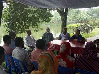 Capacity development, Bangladesh. Photo by Md. Habibur Rahman, 2013.