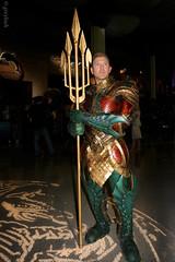 costume cosplay tripod armor georgiaaquarium dragoncon aquaman comicbookcharacter 2013 topazlabs comicbookcostume