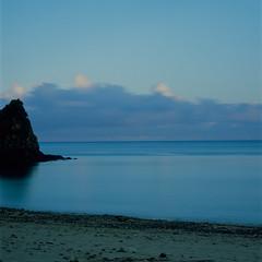 (akira ASKR) Tags: fuji okinawa  provia100f hasselblad500cm nago rdpiii   sonnarcfi150mm