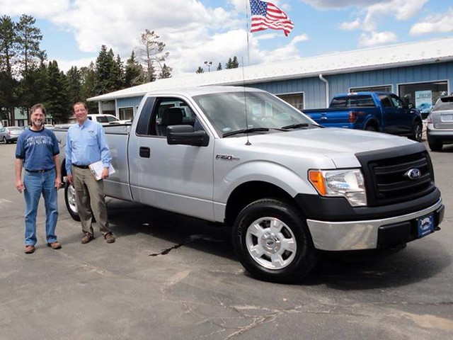 new ford car truck foot 8 f150 used buy sell suv xl longbox 2013 dougmacrostie regularcab ingotsilver rapidsford