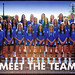 UCLA Women's Volleyball Team Photo 2013