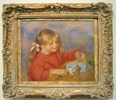 Pierre-Auguste Renoir, Claude Renoir Playing, c 1905 (DeBeer) Tags: boy paris art painting child modernart impressionism littleboy 20thcentury 1905 renoir 1900s orangerie pierreaugusterenoir early20thcentury frenchart childplaying bellepoque modernpainting 20thcenturyart frenchpainting clauderenoir musedelorangerie 20thcenturypainting
