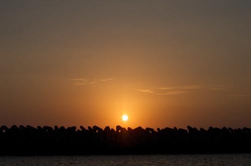 Sunset patterns ©  Still ePsiLoN
