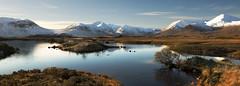 Lochan nah Achlaise (Rob McBride) Tags: uk trees winter light sky snow mountains water reflections landscape scotland highlands nikon stream stones glen highland glencoe loch tp westcoast mcbride westhighlandway d800 rannochmoor rannoch lochnahachlaise robmcbride nikond800 robertmcbride