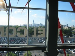 """Skyline from Inside US Cellular • <a style=""""font-size:0.8em;"""" href=""""http://www.flickr.com/photos/109120354@N07/11047166433/"""" target=""""_blank"""">View on Flickr</a>"""