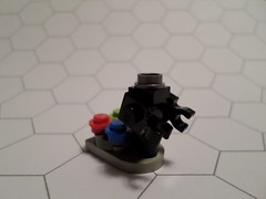 Alpha Bandit Frame Company? (Red_Robot_XIII) Tags: mobile lego frame alpha bandit zero mecha mfz mf0