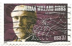USA stamp - Josiah Gibbs (sftrajan) Tags: usa stamps stamp timbre scientist postagestamp philately sello briefmarke  francobollo     josiahgibbs
