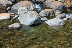 Hanakapiai Stream Shallows (Emily Miller fine art) Tags: beach hawaii rocks stream trail kauai kalalau hanakapiai