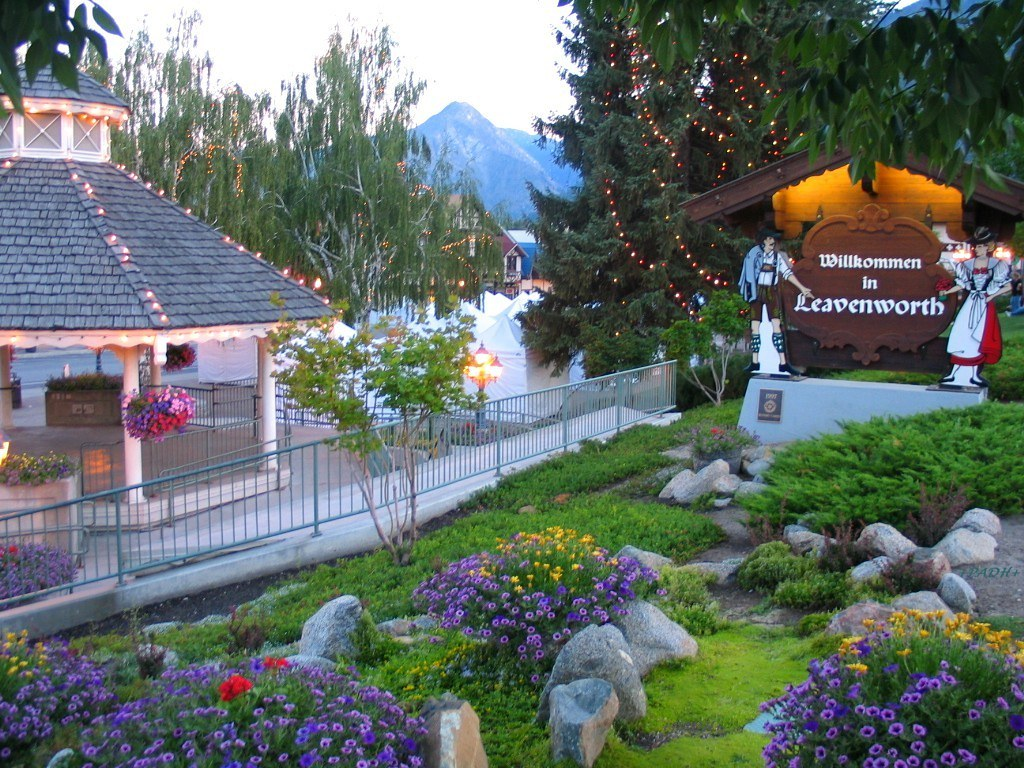 Leavenworth Area Leavenworth Properties