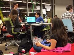 (ziv_kitaro) Tags: campus design israel telaviv google tel aviv games jam global 2014 ggj googlecomplex globalgamejam uploaded:by=flickrmobile flickriosapp:filter=nofilter