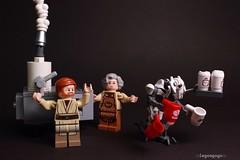 General grievous strikes again. (Legoagogo) Tags: starwars chichester generalgrievous moc legoagogo