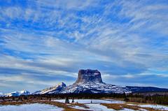 Chief Mountain Montana (Pattys-photos) Tags: winter montana hdr chiefmountain