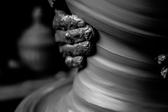On the making.... (Karthikeyan.chinna) Tags: life street travel india white black closeup work canon 50mm hand south hard pot pottery chennai making tamilnadu karthikeyan cwc thiruneermalai 1100d chennaiweekendclickers blinkagain bestofblinkwinners blinksuperstars chinnathamby