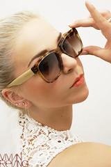 Sunglasses (VivianReising) Tags: pink red woman white sexy rot eye girl make up rose hair dress lace background nail rosa lips blond vivian frau mdchen nagel sonnenbrille hintergrund haar spitze lippen kleid weis ngel sundglasses reising