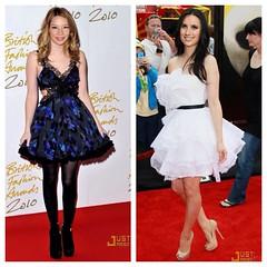 Head Swap: Emma Roberts and Lucy Liu (Carter Travels) Tags: white race asian lucy liu head emma canadian age american swap roberts manip headswap f2f raceswap ageswap
