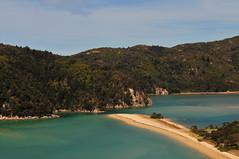 North Beach. (teocaramel) Tags: beach trek coast track north côte abel tasman plage abeltasman nord balade randonnée pacifique nouvellezélande océanie