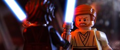 LEGO SW REVENGE OF THE SITH (fullnilson) Tags: 3 photography star lego you iii 4 revenge duel obi anakin vs wars wan sith episode legostarwars versus 2014 mustafar klocki legography fullnilson klocki4you