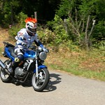 Lucie Gros-Claude, Kawasaki ER5 thumbnail