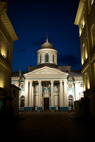 Armenian Church on Nevsky Prospect/  ©  Still ePsiLoN