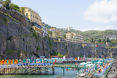 Sorrento, Italy (Rosie Girl1) Tags: summer people italy june buildings fun coast seaside europe italia campania amalficoast relaxing eu 14th sorrento lotsofpeople patevans 2015 colourfulbuildings a580 relaxingplace rosiegirl rosiegirl1 therosiegirl therosiegirl1