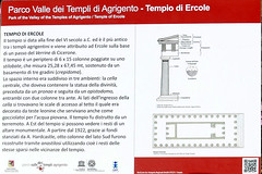 L1100528 (H Sinica) Tags: sicily agrigento 意大利 tempiodiercole templeofhercules eracle templeofherakles 西西里 阿格里真托 格里真托