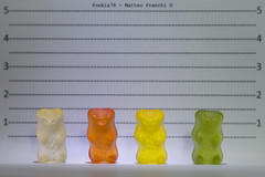 The usual suspects (PKN78 - Matteo Franchi) Tags: bears gummy orsi caramelle gommose