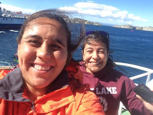 Transbordador Chile Chico - Cerro Castillo