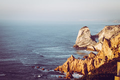 Praia da Ursa, Sintra (diogoliveiraferreira) Tags: seascape landscape ocean viewpoint sea blue beach nature sintra portugal praia ursa